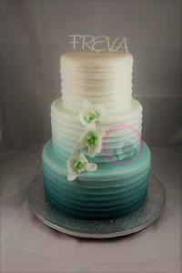 Hochzeit Farbverlauf